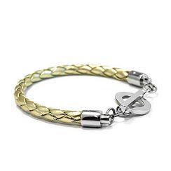 Kamsmak - Leather Toggle Bracelet