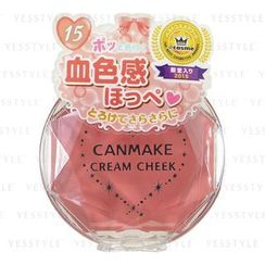 Canmake - 梦幻胭脂膏 (#15 古典粉红玫瑰色)
