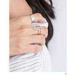 PINKROCKET - Triangle Ring