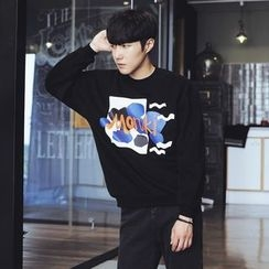 MEING - Printed Pullover