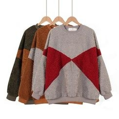 Momewear - Printed Pullover