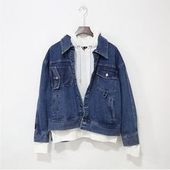 Mr. Cai - Denim Jacket