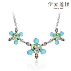 Italina - Preciosa Crystal Necklace