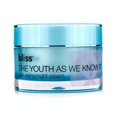 Bliss - The Youth As We Know It Anti-Aging Night Cream