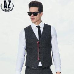 Antszone - Wool Blend Vest