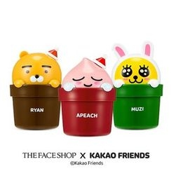 The Face Shop - Kakao Friends Holiday Character Hand Cream 30ml