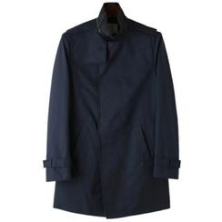 TOKIO - Fly-Front Trench Coat