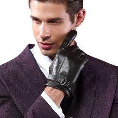 Agisnow - Genuine Leather Gloves