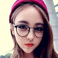 FaceFrame - 圆框眼镜
