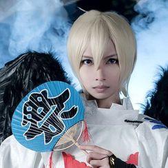Ghost Cos Wigs - Onmyoji Dai Tengu Cosplay Wig
