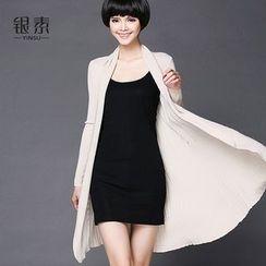 Yinsu - Long Cardigan