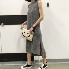 MATO - Plain Sleeveless Dress