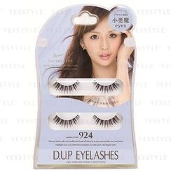 D-up - Secret Line Brown Mix Eyelashes (#924 Small Devil Eyes)