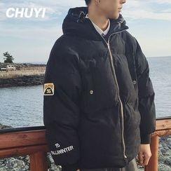 Chuoku - Hooded Padded Jacket