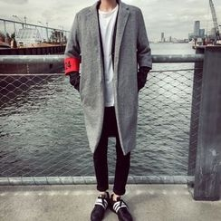 Chuoku - Woolen Long Coat