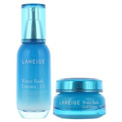 Laneige - Water Bank AC Set : Essence EX 60ml + Gel CreamEX 50ml