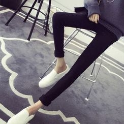 efolin - Fleece Lined Skinny Pants