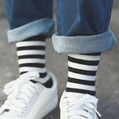 STILL YOU - Striped Socks