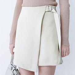 ELLY - 裹式A字裙