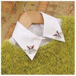Mamak Beans - Embellished Decorative Collar