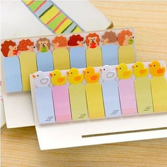 MissYou - Animal Sticky Bookmark
