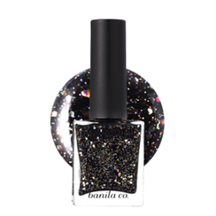 banila co. - Tomorrow Nail Glitter Black 01