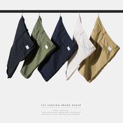 Newin - 纯色短裤