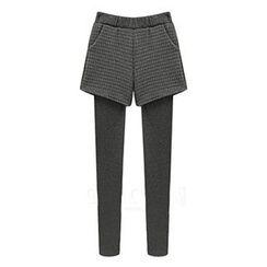 Sugar Town - Legging Inset Shorts