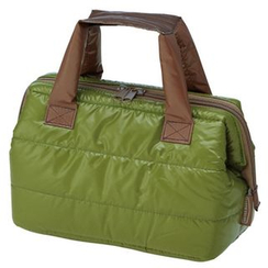 Skater - Earth Color Lunch Bag (Green)