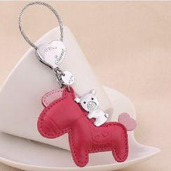 MILESI - Horse Keychain
