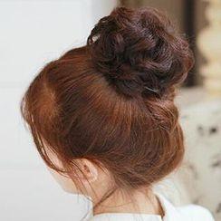 Pin Show - Hair Bun Human Hair