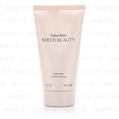 Calvin Klein 卡爾文克來恩 - Sheer Beauty Body Lotion