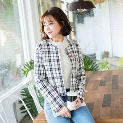 Tokyo Fashion - Tweed Jacket