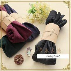 Fairyland - Fleece-Lined Stirrup Leggings