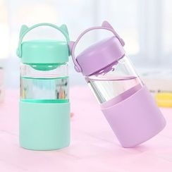 Yulu - Glass Water Bottle