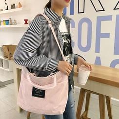Eastin - Corduroy Shoulder Bag