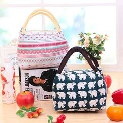 Lover's Kiss - Print Lunch Bag