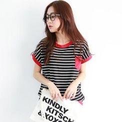 rico - Short-Sleeve Striped T-Shirt