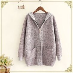 Fairyland - Hooded Zip Cardigan