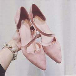 kokoin - Pointy D'orsay Pumps