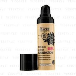 Lavera - Natural Liquid Foundation (10H Long Lasting) - # 01 Ivory Light