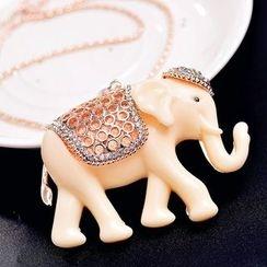 Best Jewellery - Elephant Necklace