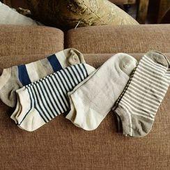 Knit a Bit - 棉质袜套装