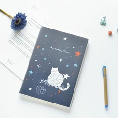 Cutie Bazaar - Printed Notebook (Medium)