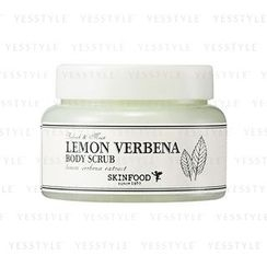 Skinfood - Lemon Verbena Body Scrub