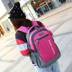 Top Seeka - Lettering Backpack