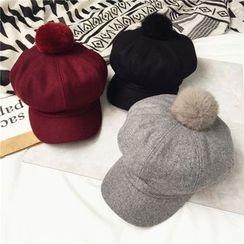 Pompabee - Bobble Beret Hat