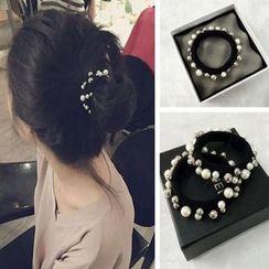 华娟 - 珍珠发圈