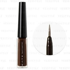 Kate - Deep Liquid Eyeliner WP N #BR-1