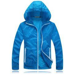 Keerme - Hooded Light Jacket